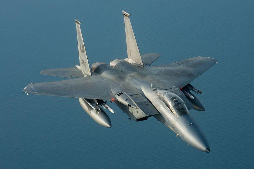 Amerikaanse Luchtmacht F-15 Eagle van Dirk Jan de Ridder