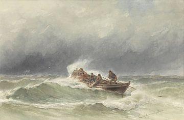Rettung auf See, Jacob Eduard van Heemskerck van Beest