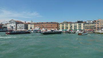 Venetië vanaf het water van Dionijsius Horik