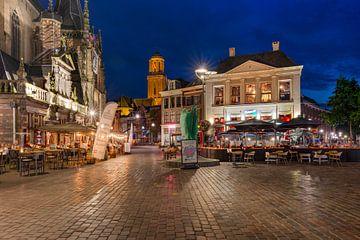 Grote Markt Zwolle van Fotografie Ronald