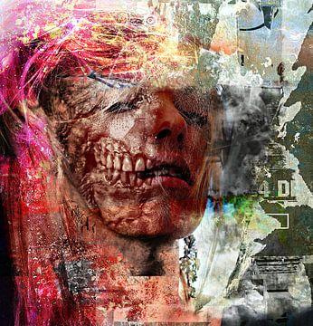 Zombiegirl van PictureWork - Digital artist