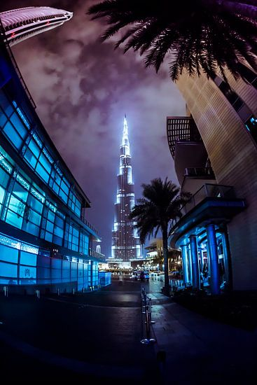Dubai Burj Khalifa van Andy Troy