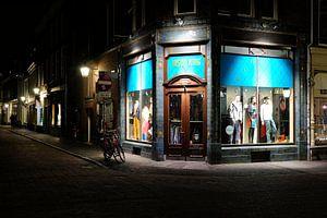 Kledingwinkel Jason King aan de Oudegracht in Utrecht