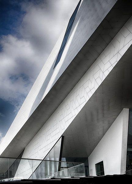 Eye  in Rotterdam van Vandain Fotografie