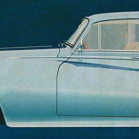 Rolls Royce Silber Cloud III 1963 von Jan Keteleer