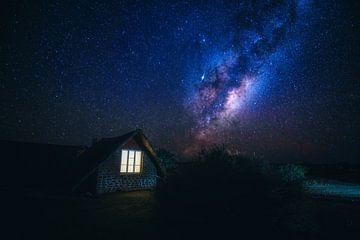 We zijn een deel van het universum van Joris Pannemans - Loris Photography