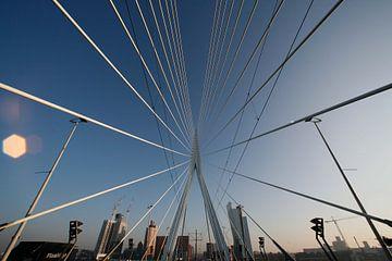 Erasmus-Brücke von Martijn Pulles
