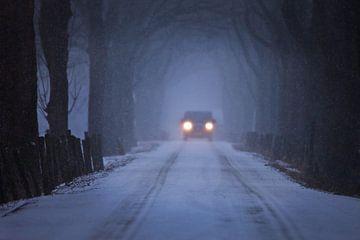Winter in den Niederlanden von Frank Peters