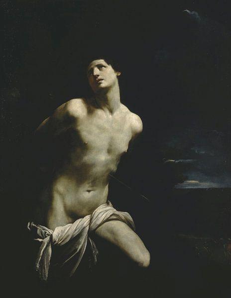 Heiliger Sebastian, Guido Reni von Meesterlijcke Meesters