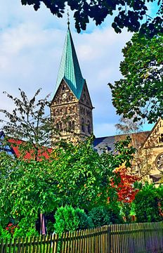 Kirche in HDR van