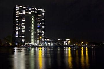 Tasmantoren in Groningen von Hollandse Kijker
