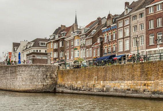Cörversplein Maastricht vanaf de Maas