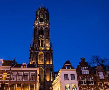 Dom kerk van Utrecht van Daan Kloeg
