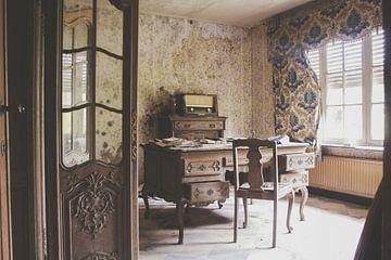 Abandoned house von Ivana Luijten