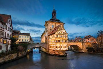 Rathaus der Stadt Bamberg von Michael Abid