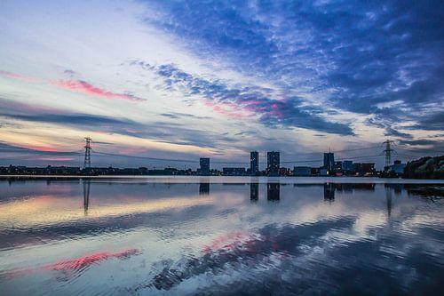 Skyline, Almere von Gabriella Sidiropoulos