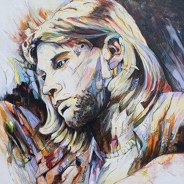 """Porträt von Janny Schilderink......Atelier """"de Tuute """""""