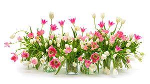 Tulipes Nature morte 20201 sur Dirk Verwoerd