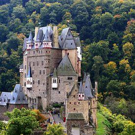Eltz Castle van Gisela Scheffbuch