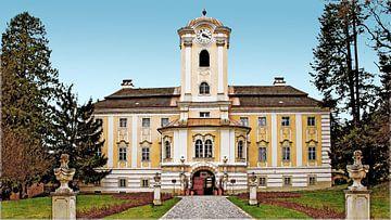 Schloss Rosenau von Leopold Brix