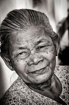 Bejaarde Vrouw von