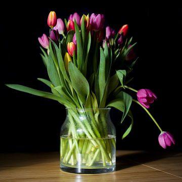 Tulpen  sur Greetje Heemskerk