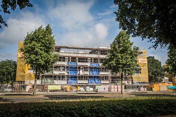 Nieuwe flat van Jasper Scheffers