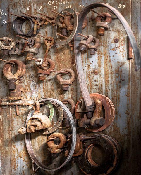 Tools van Olivier Van Cauwelaert