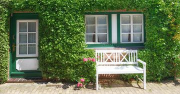 in Friedrichstadt an der Treene,Nordfriesland von Peter Eckert