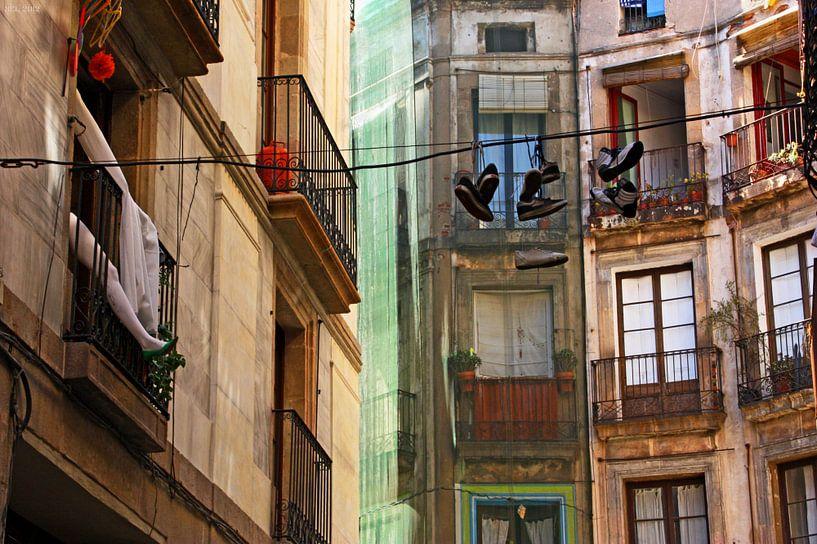 [barcelona] - ... heels & chucks von Meleah Fotografie