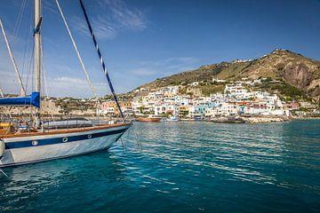Hafen von Sant Angelo, Ischia von Christian Müringer