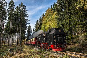 HSB 99-7240 Brockenbahn von Marcel Timmer