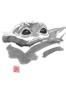 Baby-Yoda von philippe imbert