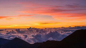 Haleakala Vulkaan, Maui, Hawaii