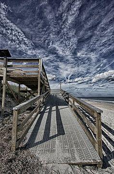 Une journée à la plage 2 sur Yvonne Smits