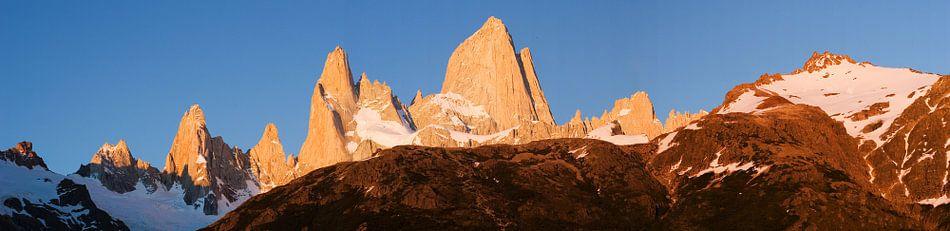 Fitz-Roy, Patagonie van Gerard Burgstede