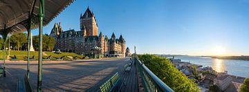 Fairmont Quebec City van Bob de Bruin