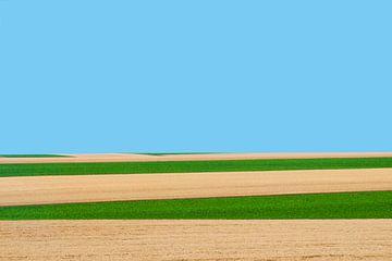 Paysage Culturel #10 van Floris Kok