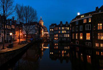 Amsterdam Oudezijds Voorburgwal von FotoBob