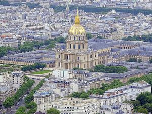 Hotel des Invalides, Parijs