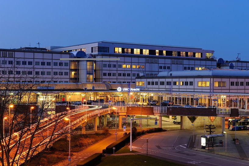 Universitair Medisch Centrum in Utrecht sur Donker Utrecht