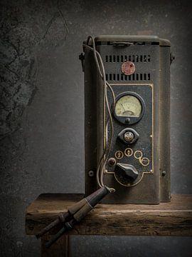 Oud elektriciteits gereedschap van Danny den Breejen