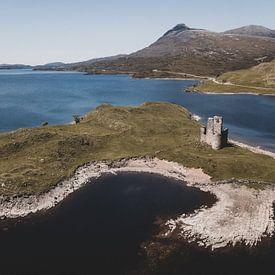 Een Kasteel in Schotland van Niels Eric Fotografie