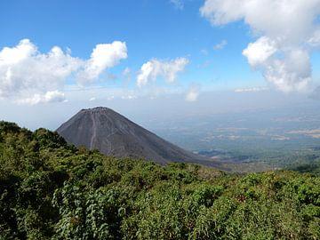 Vulkaan Izalco  von mark schreuder