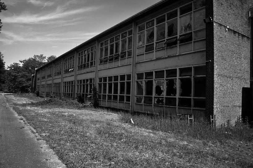 Urbex-Gebäude von Marissa van Gils