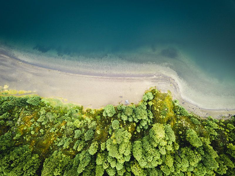Lagoa do Fogo van Tomas Grootveld