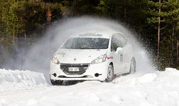 Winter Rally van Hamperium Photography