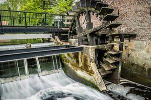 Holländische Wassermühle von Diana Kors