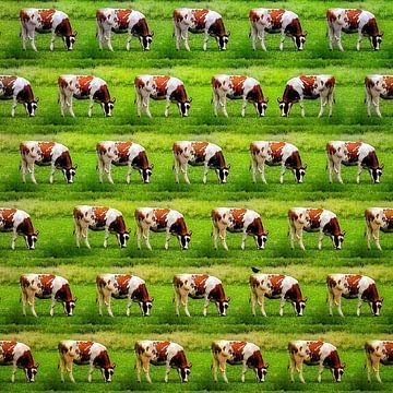 Koeien, koeien, koeien van Ruben van Gogh