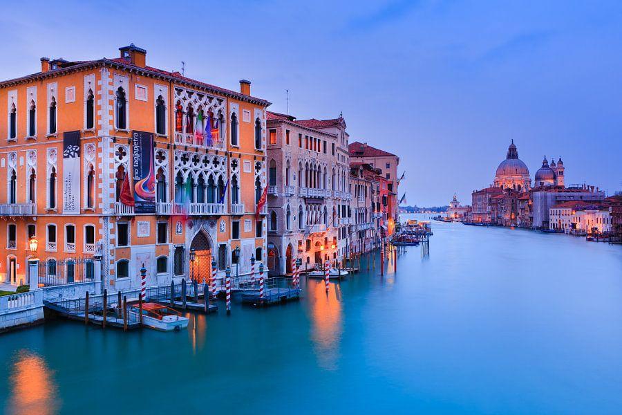 Sunset in Venice van Henk Meijer Photography